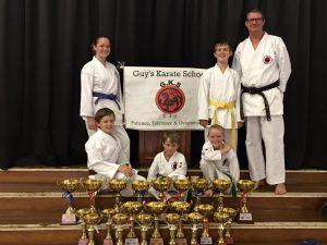 karate tournaments