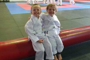 little ninja karate kids