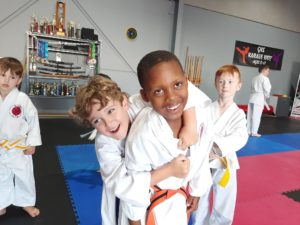 Little Samurai Karate Classes