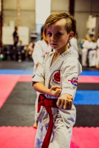 kids martial lessons