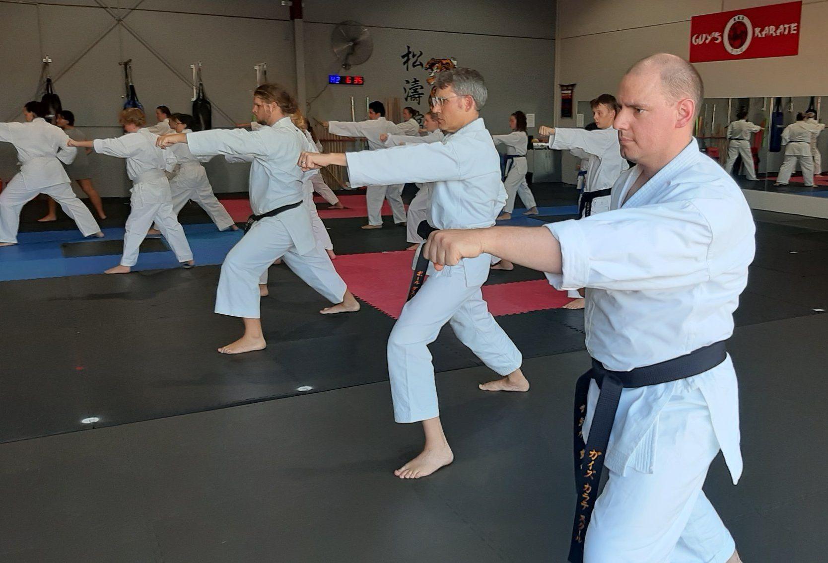 senior Karate